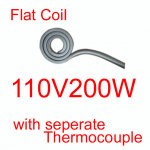 110V200W Coil with 5pin Normal XLR