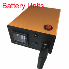 GIMIDO Battery Units, GIMIDO Mobile Enail