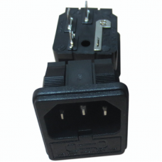 Power Socket 3Pin