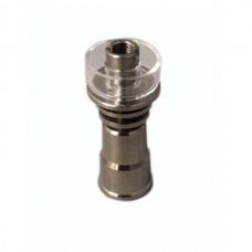 Hybrid Quartz/Titanium 14/18mm Nail