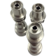 Titanium Nail GR2 fit 16mm coil