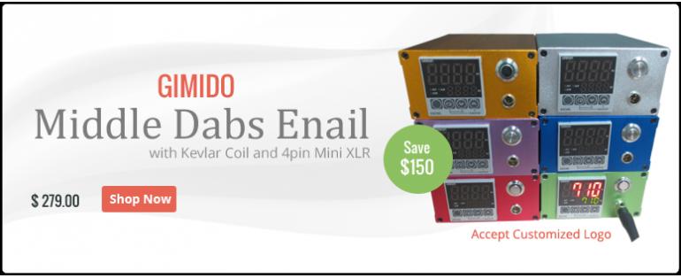 GIMIDO Middle Dabs Enail